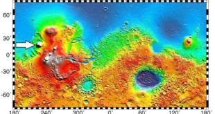 La sonde arabe Amal envoie sa première image de la planète rouge