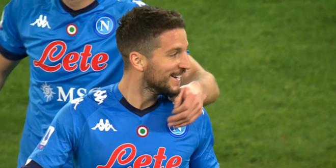Serie A : Naples s'impose face à Benevento sans forcer.. Vidéos