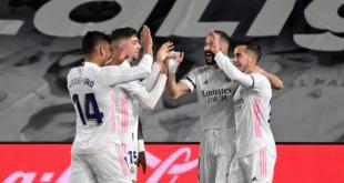Le Real Madrid remporte le Clasico face au Barça et prend la tête de la Liga