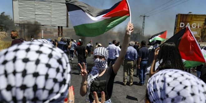 Grève générale des Palestiniens en protestation contre les attaques d'Israël