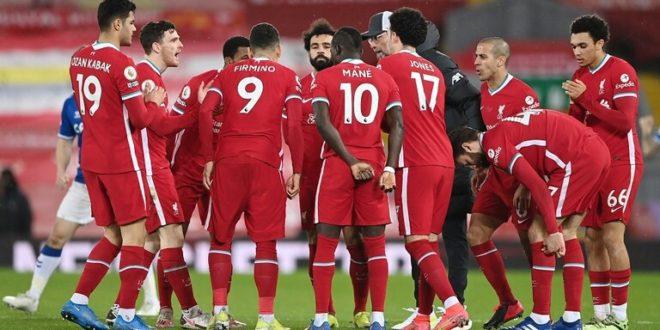 Premier League: Liverpool, battu par son rival Everton, n'y arrive plus à domicile.. Vidéos