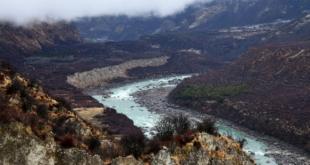 Le projet d'un super-barrage chinois record inquiète l'Inde voisine