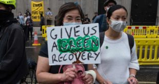 Four steps this Earth Day to avert environmental catastrophe