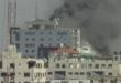 L'armée israélienne détruit un immeuble abritant Al-Jazeera et AP à Gaza.. Vidéo