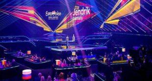 Eurovision 2021 : malgré le Covid, un public sans masque ni distanciation.. Vidéos