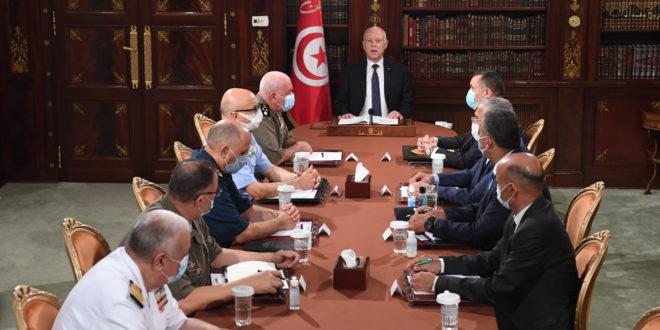 Tunisie. Le président suspend le Parlement et démet le 1er ministre.. Vidéo
