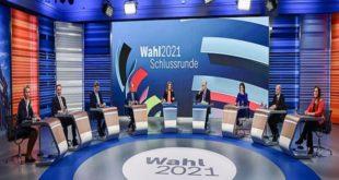 Un dernier débat sans étincelles avant le vote de dimanche en Allemagne