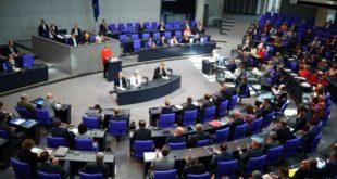 How German parliament debated the big crises of the Merkel era